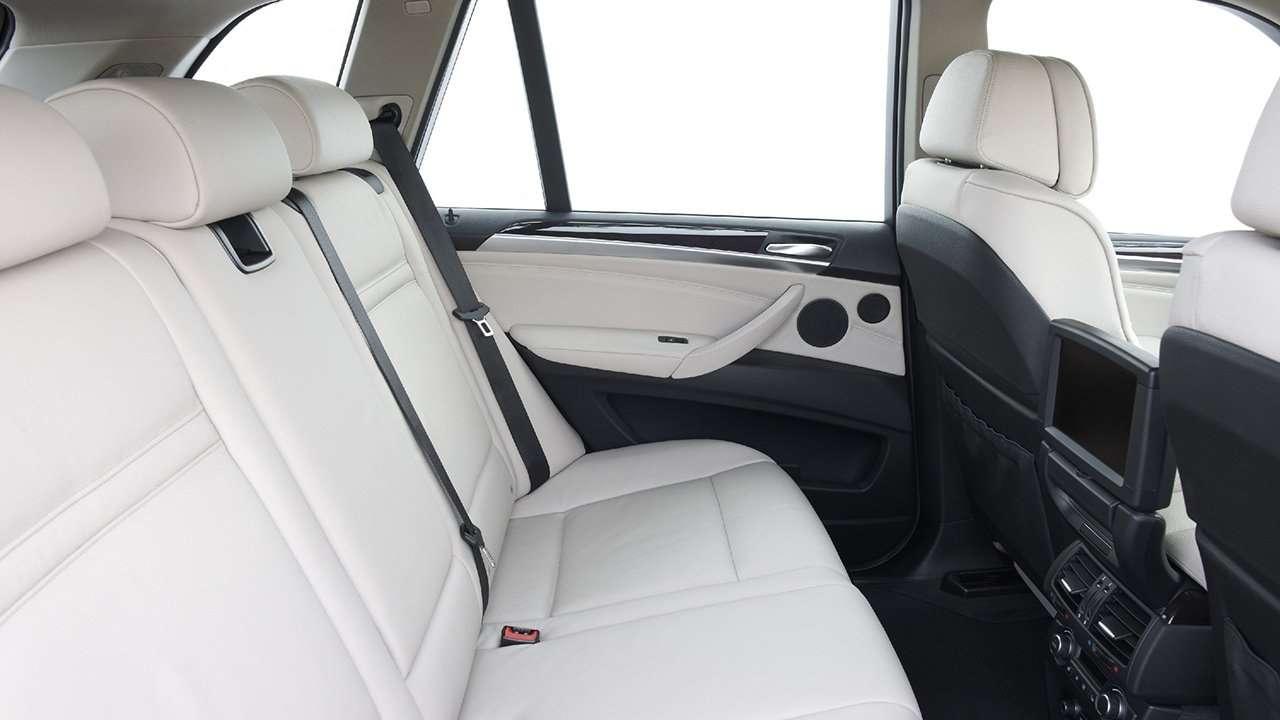Интерьер BMW X5M (e70)