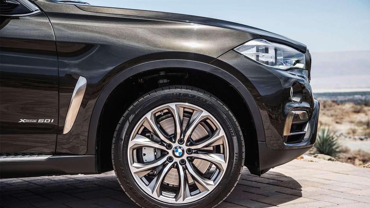 Переднее колесо BMW Х6 Ф16