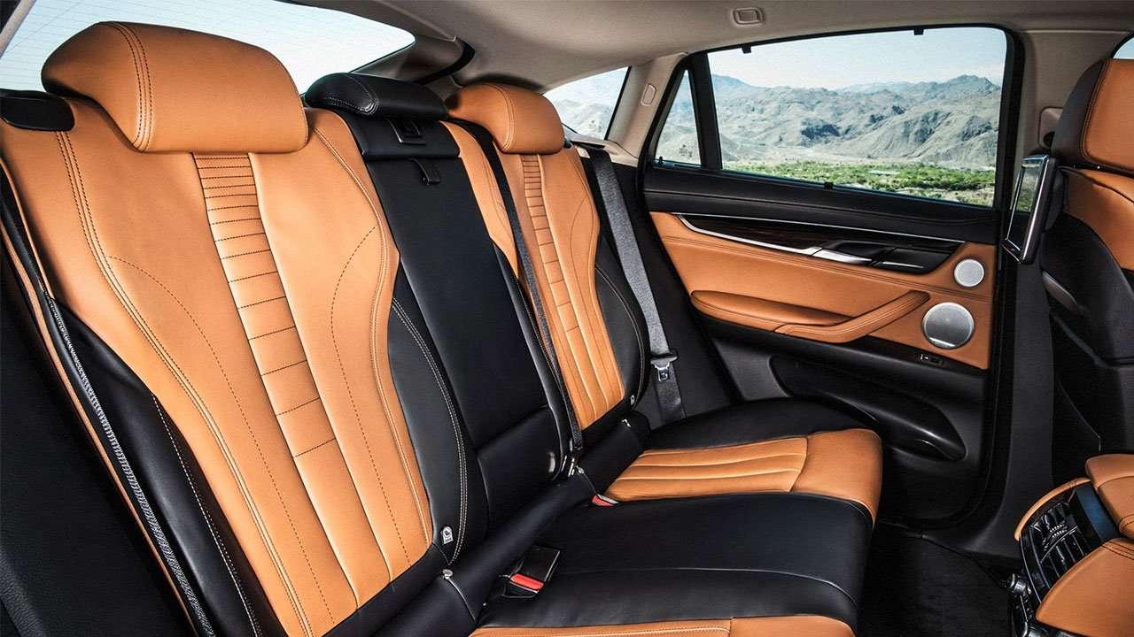 Задний диван BMW Х6 Ф16