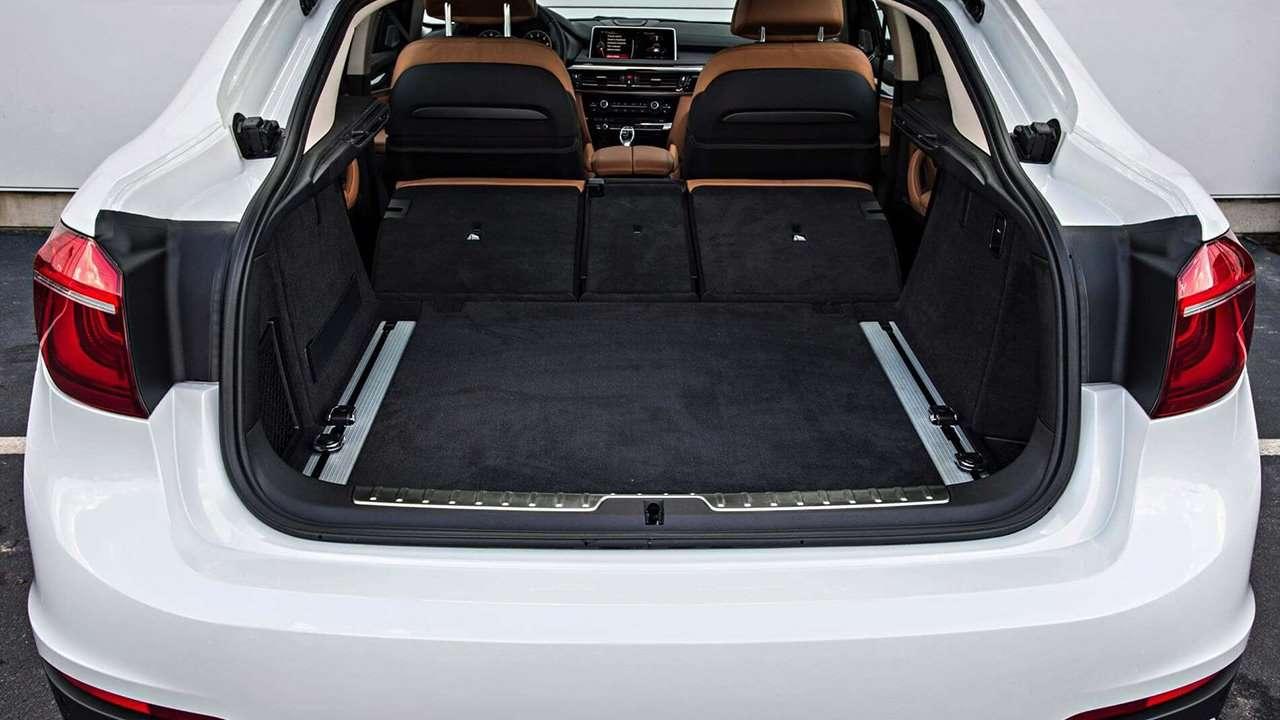 Багажник БМВ Х6 Ф16