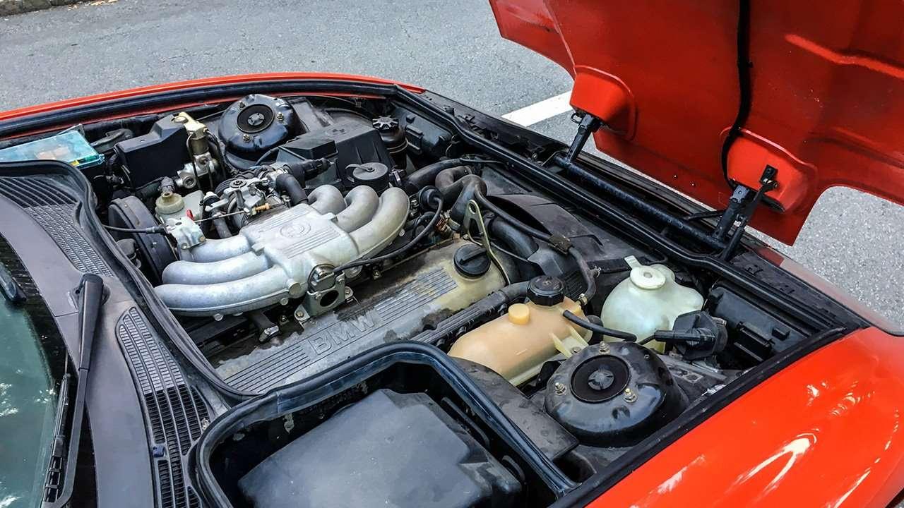 Фото двигателя