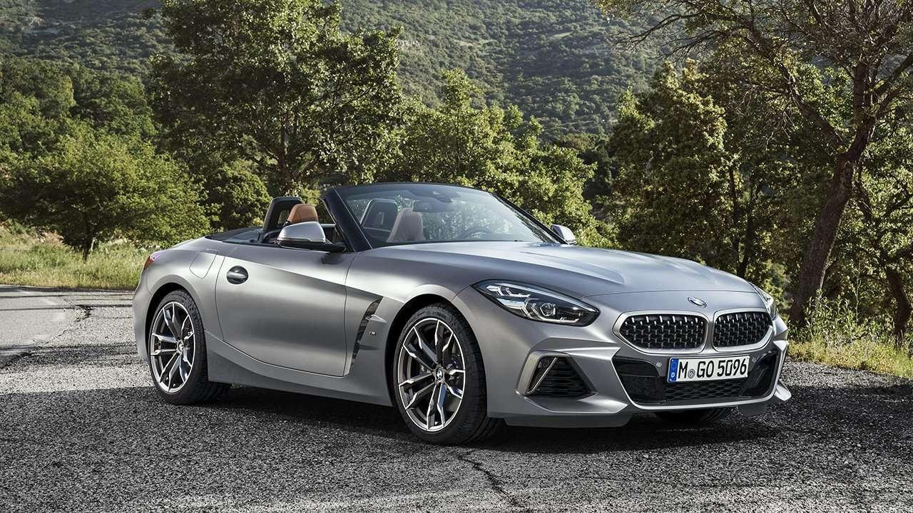 BMW Z4 2020-2021 (G29) фото спереди