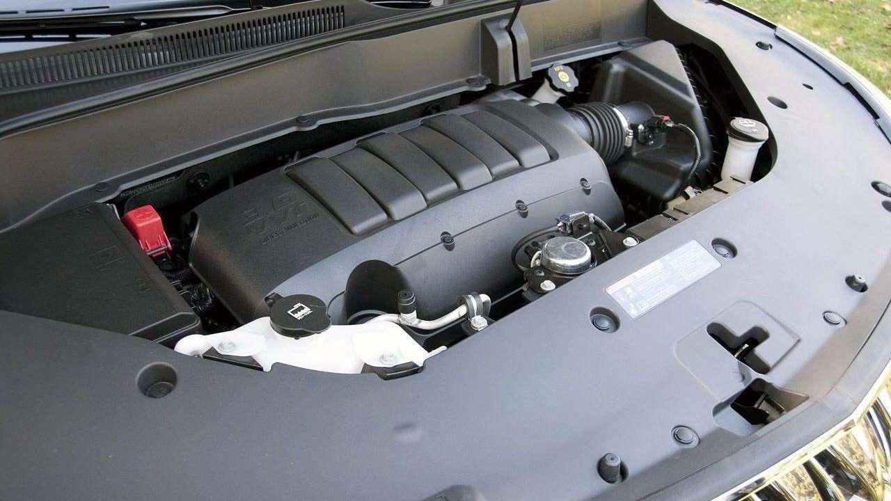 Двигатель первого поколения Buick Enclave