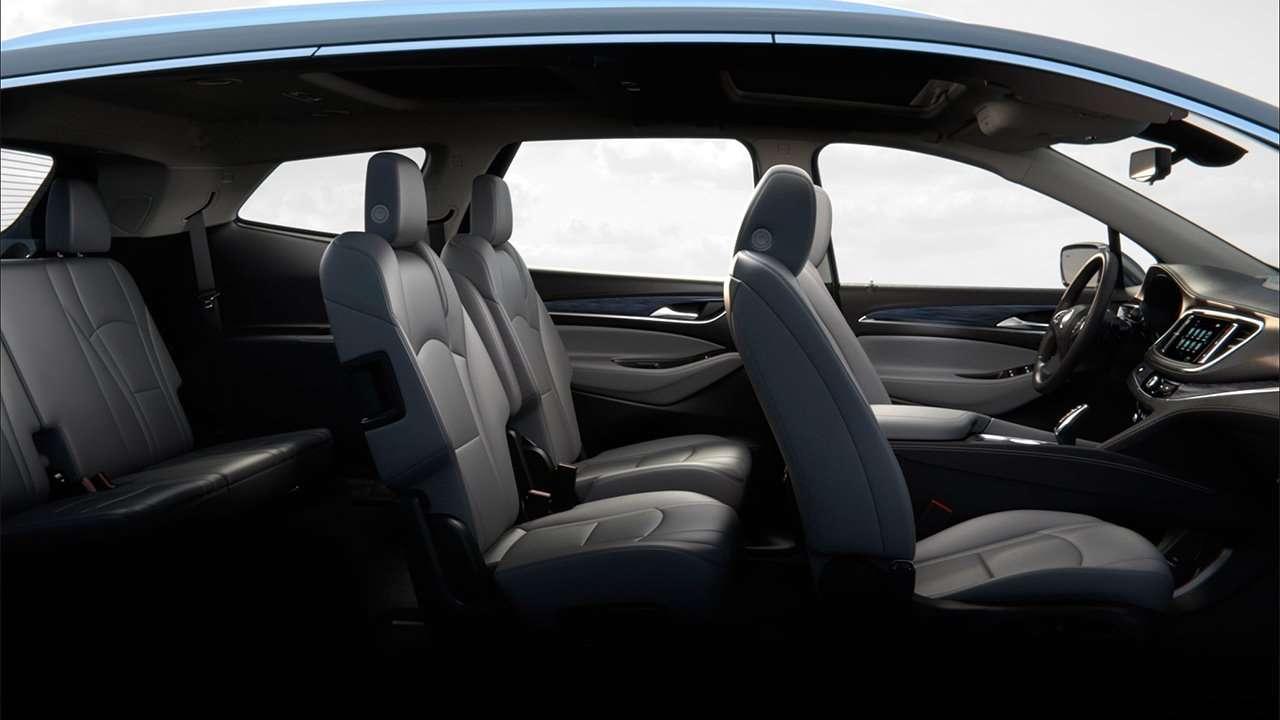 Сиденья Buick Enclave 2020-2021