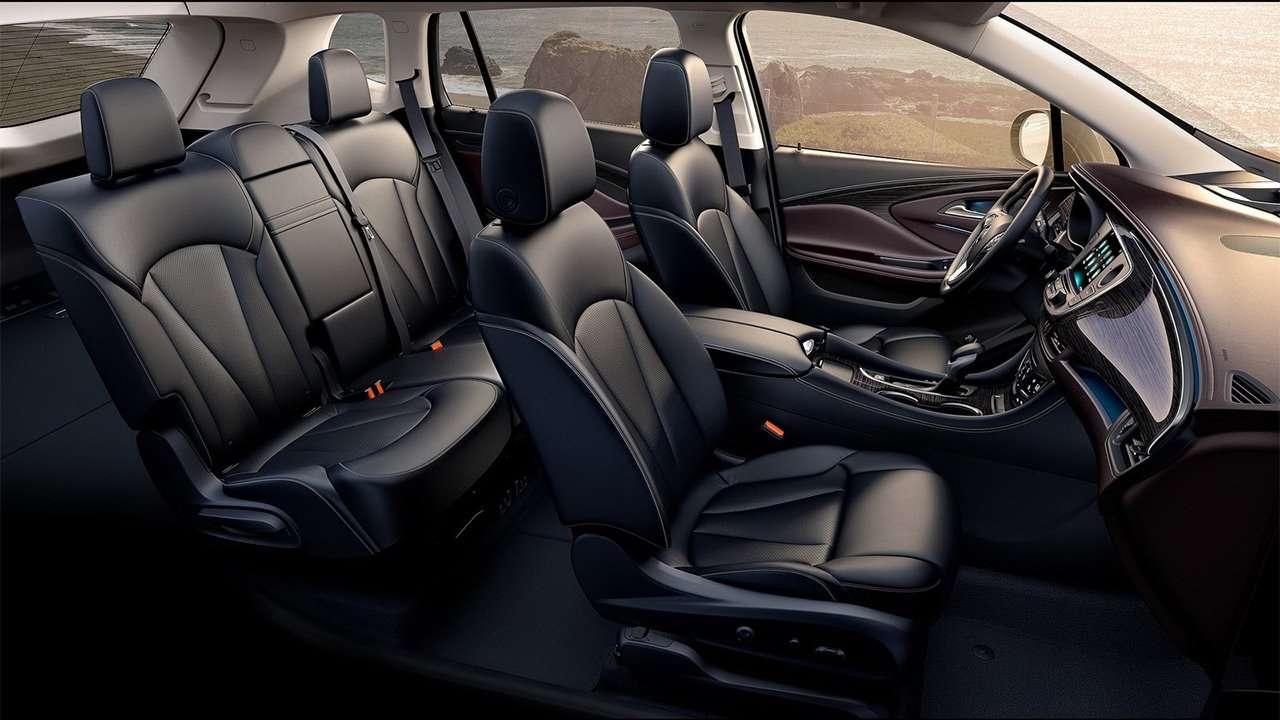 Сиденья Buick Envision