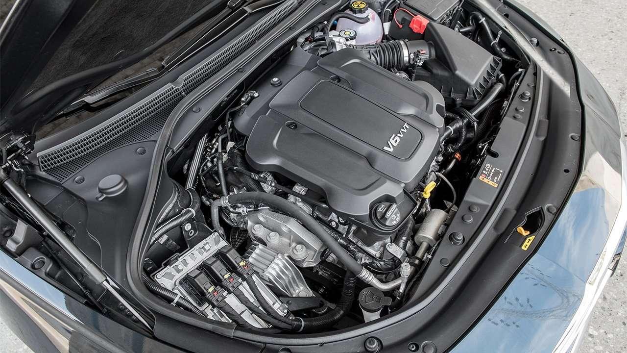 Двигатель Buick LaCrosse 2018-2019