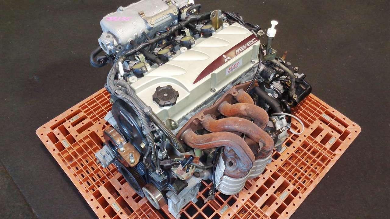 Двигатель F6 от Митсубиси