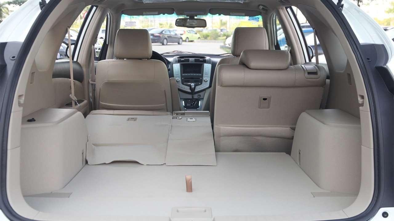 Багажник китайского S6