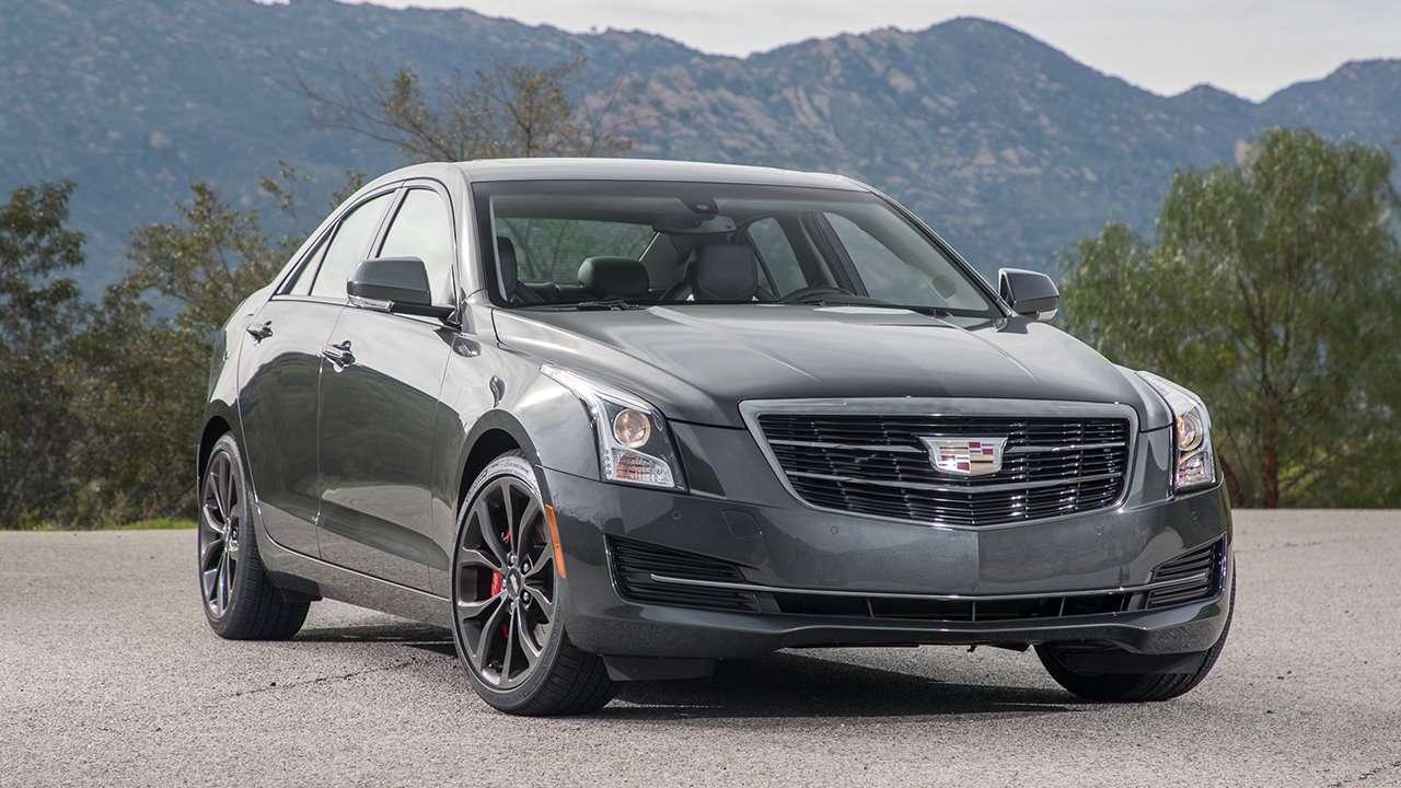 Передок Cadillac ATS 2018-2019