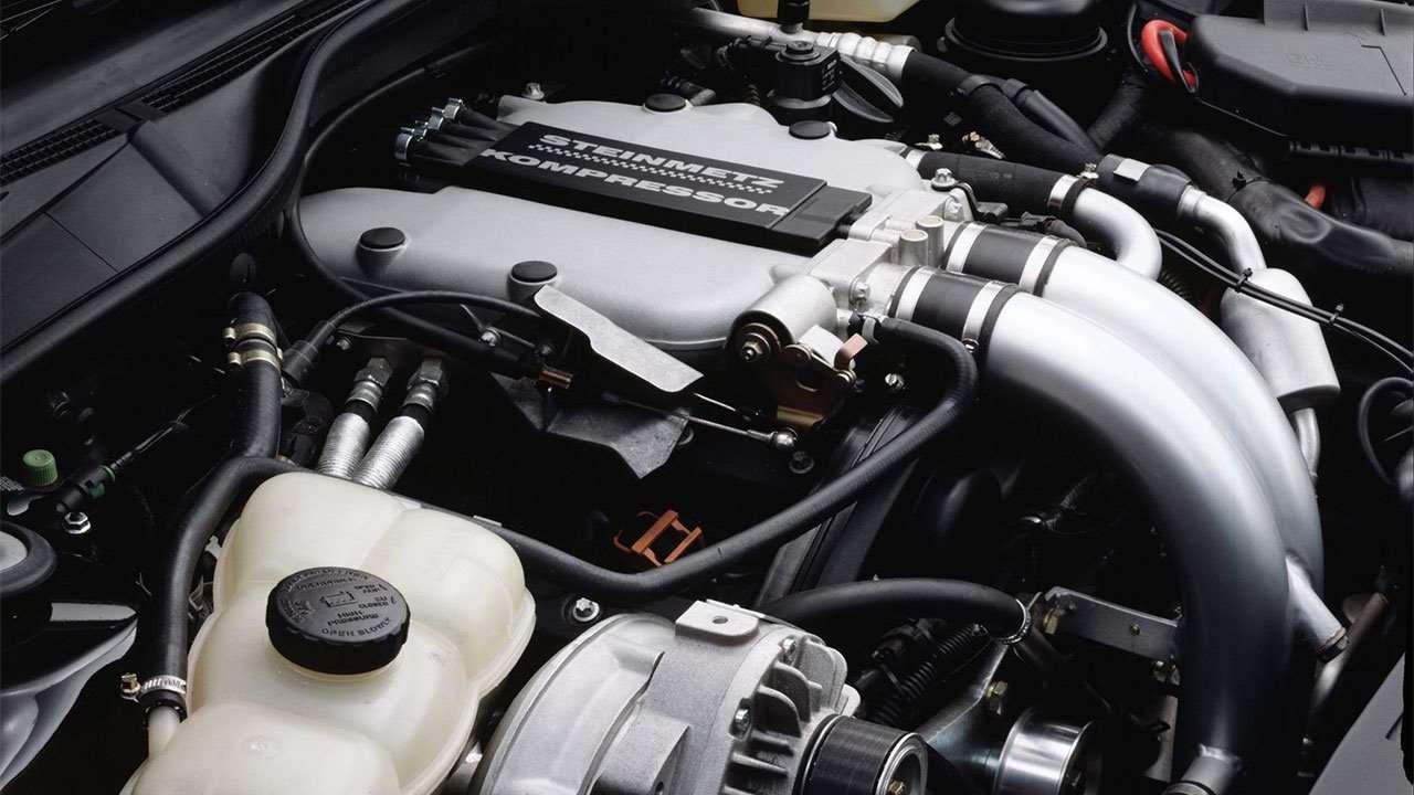 Фото двигателя Cadillac Катеры