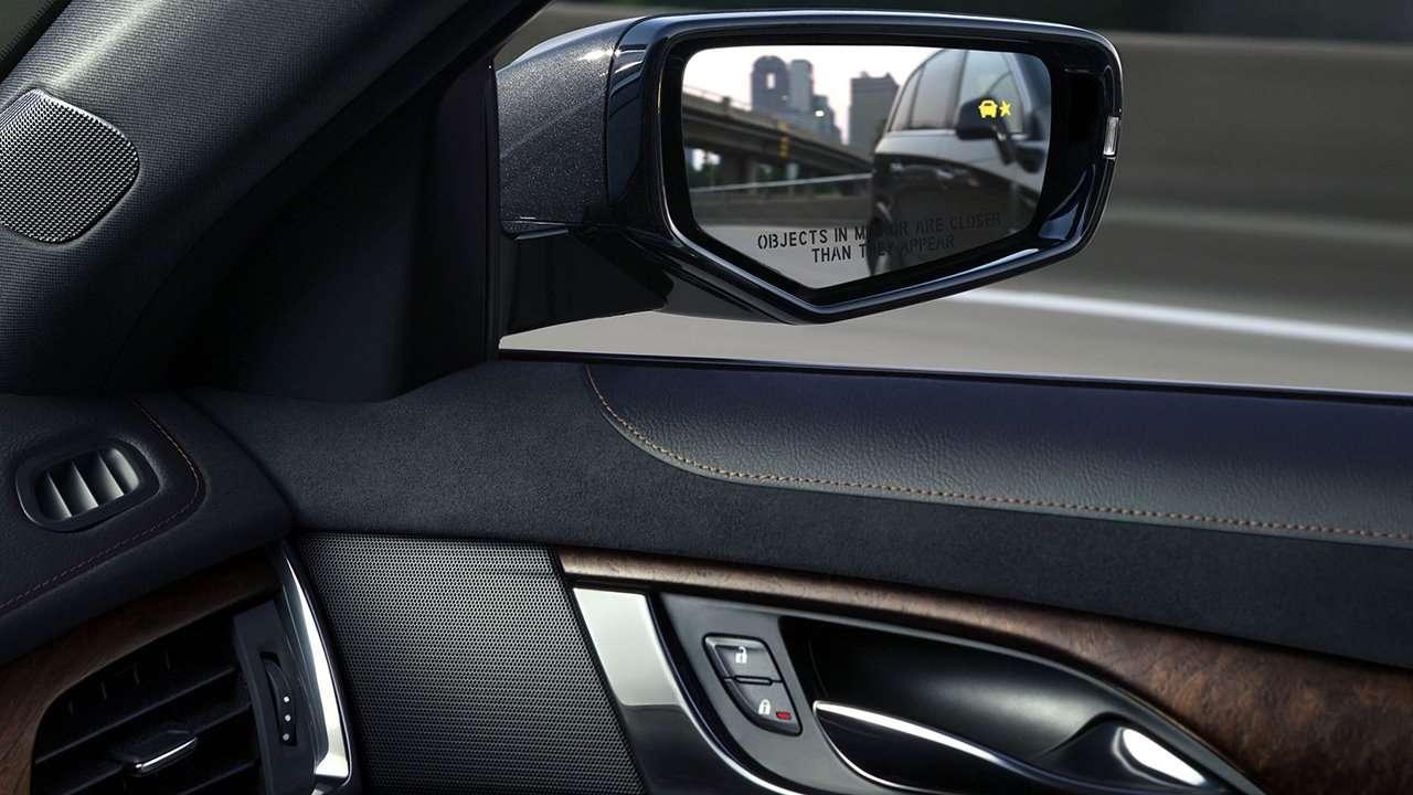 Cadillac CTS 2018-2019 зеркало заднего вида
