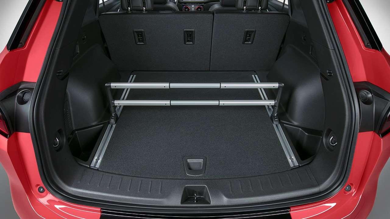 Фото багажника Chevrolet Blazer