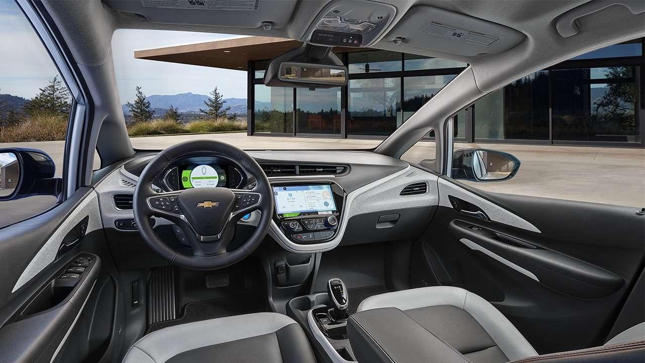 Фото салона Chevrolet Bolt EV
