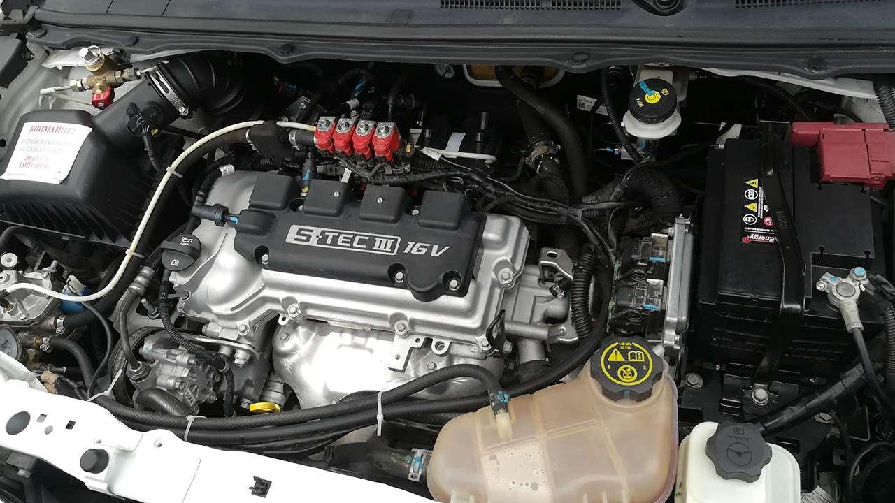 Двигатель Кобальта