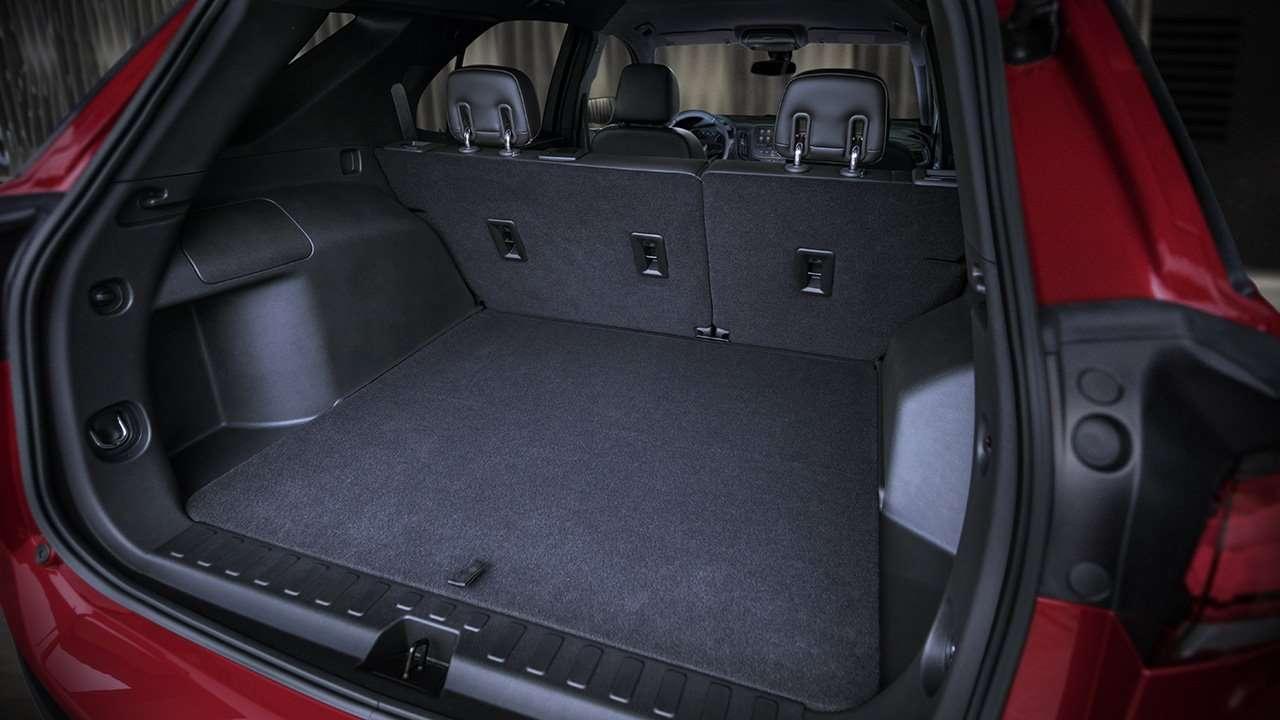 Фото багажника Chevrolet Equinox