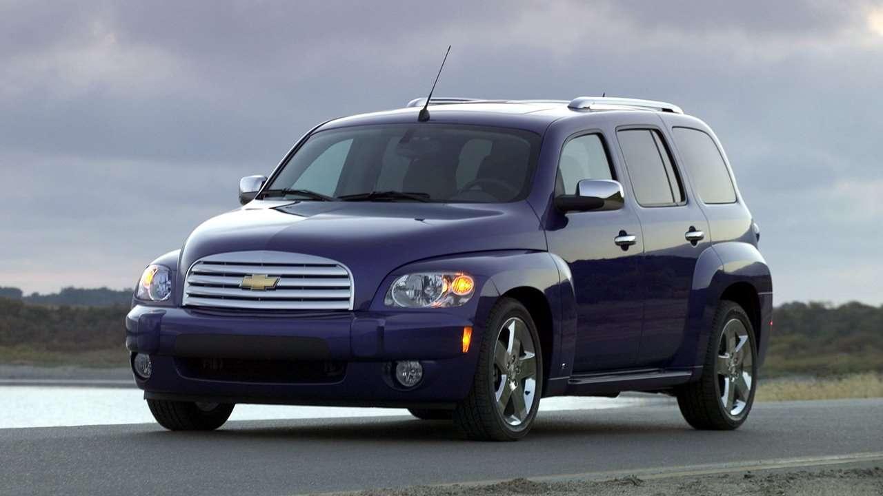 Chevrolet HHR фото спереди