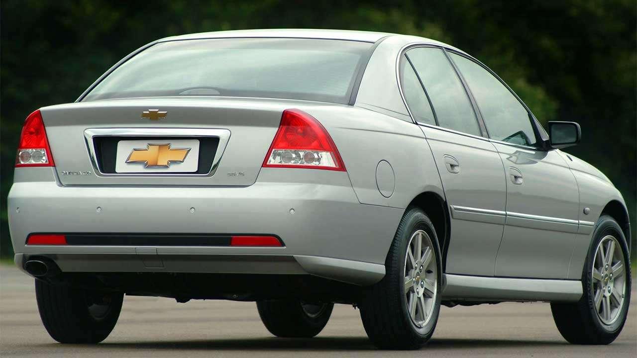 Задняя часть Chevrolet Омега Б