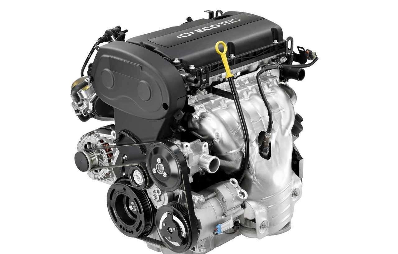 Двигатель Chevrolet Орландо