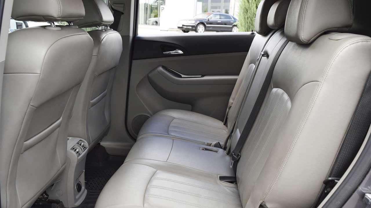 Задние сиденья Chevrolet Orlando