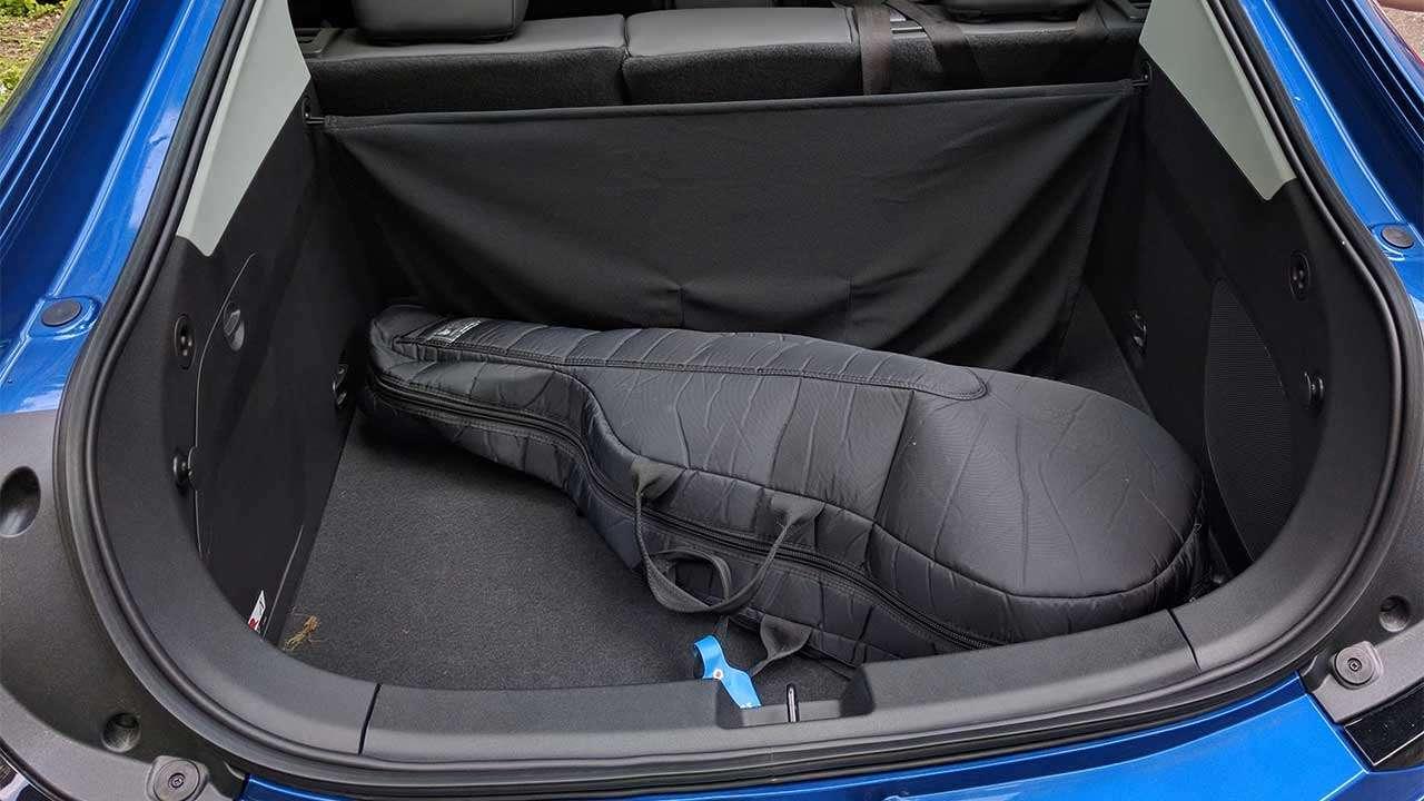 Багажник Chevrolet Вольт