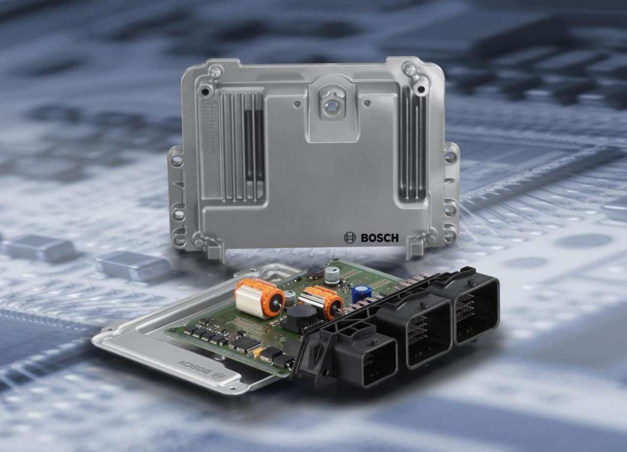 Электронный блок управления Bosch