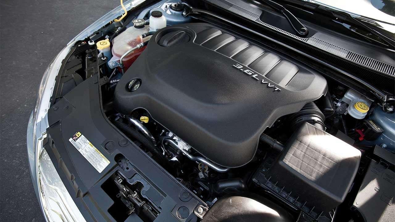 3,6-литровый двигатель Chrysler 200