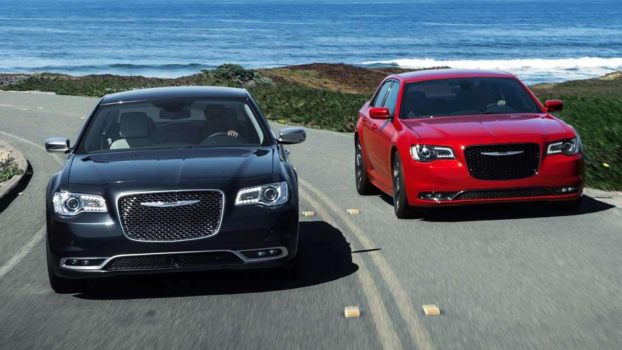 Два новых Chrysler 300C