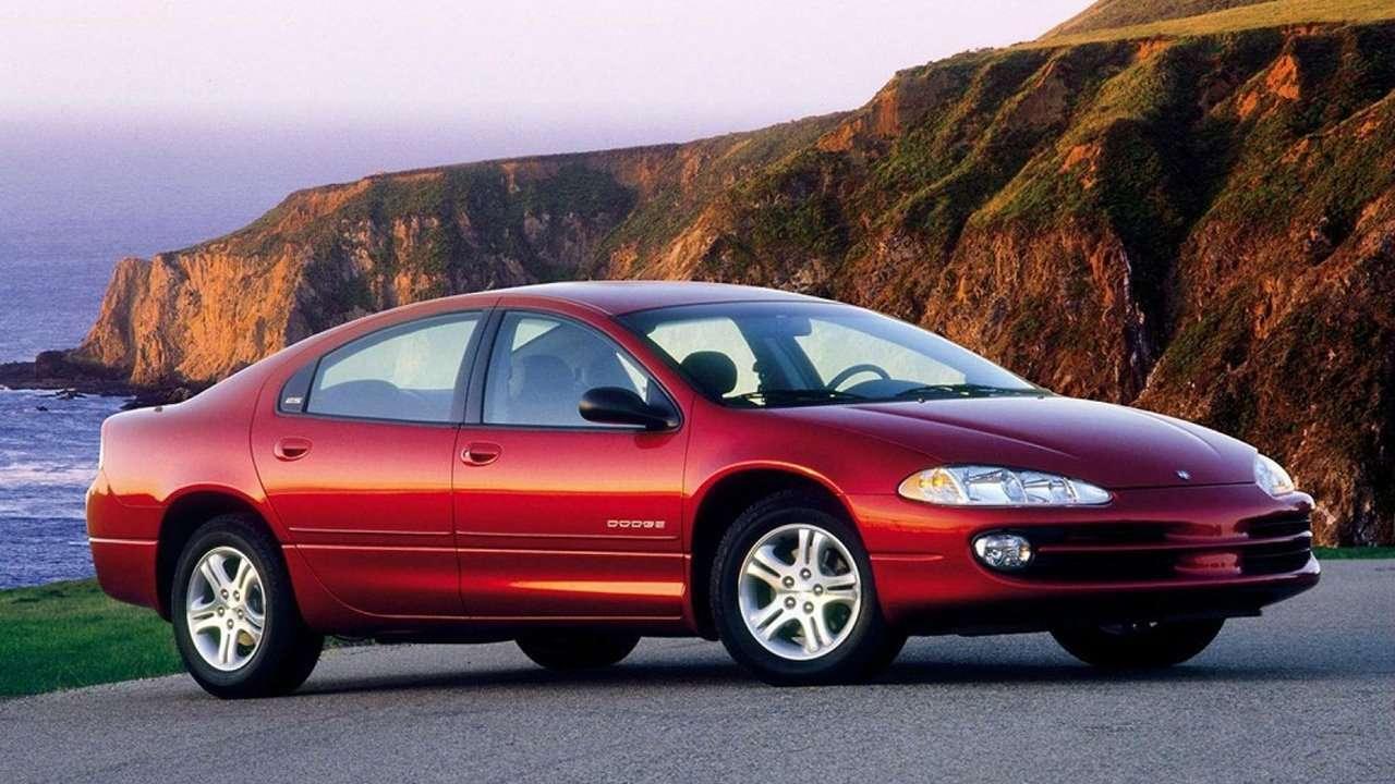 Chrysler Intrepid фото спереди