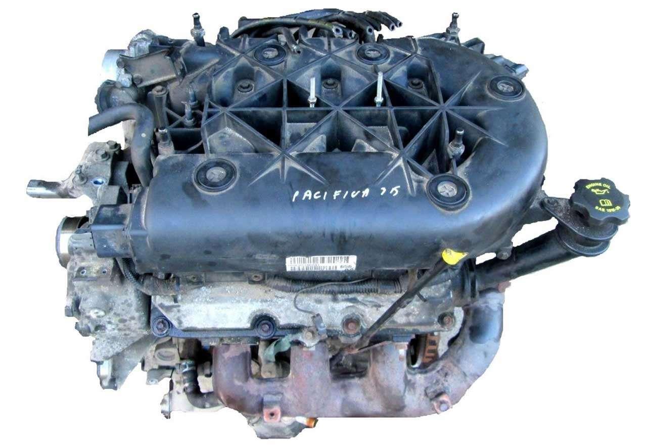 Фото двигателя Chrysler Пацифика