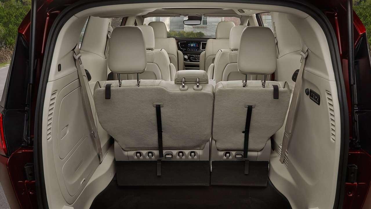 багажник Крайслер Пацифика 2019-2020