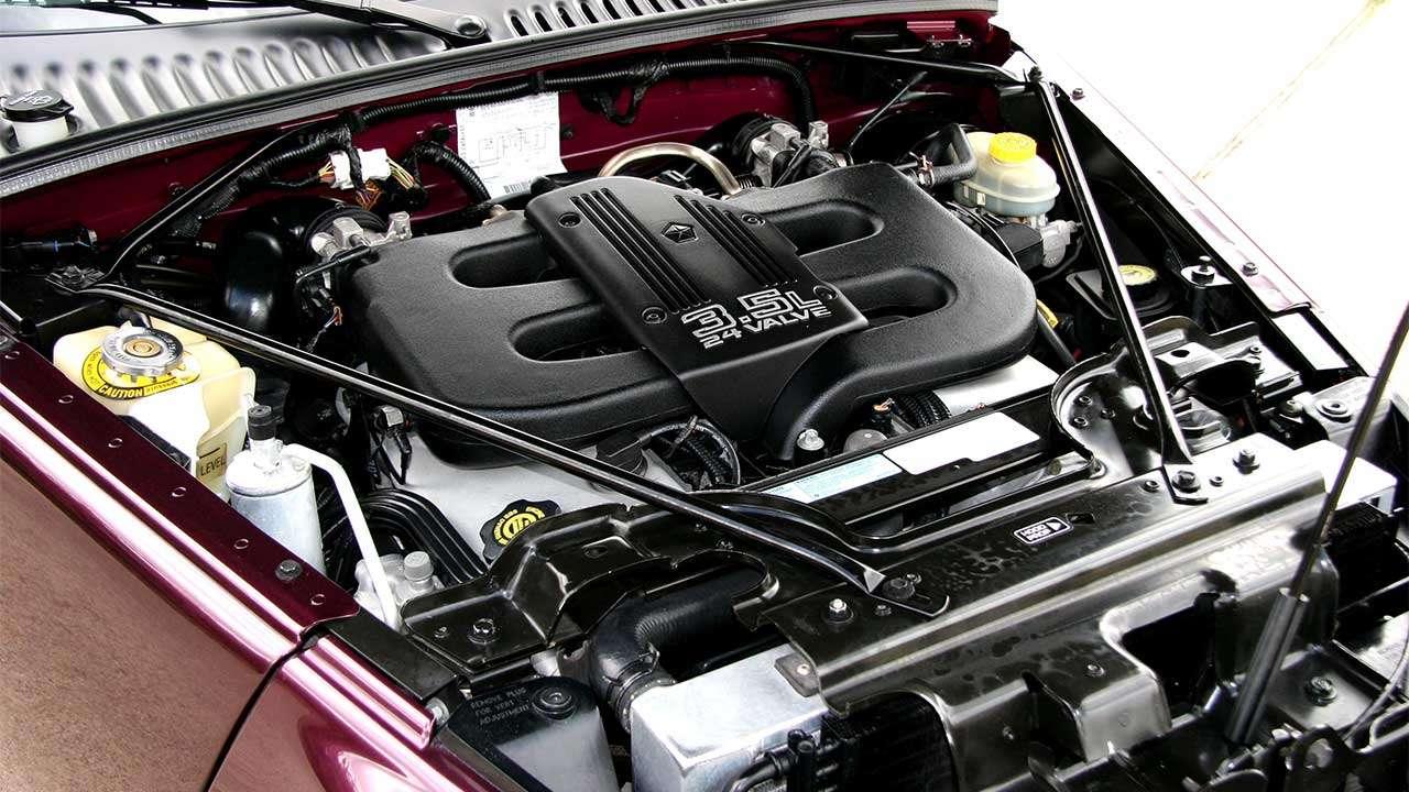Двигатель Крайслера Prowler