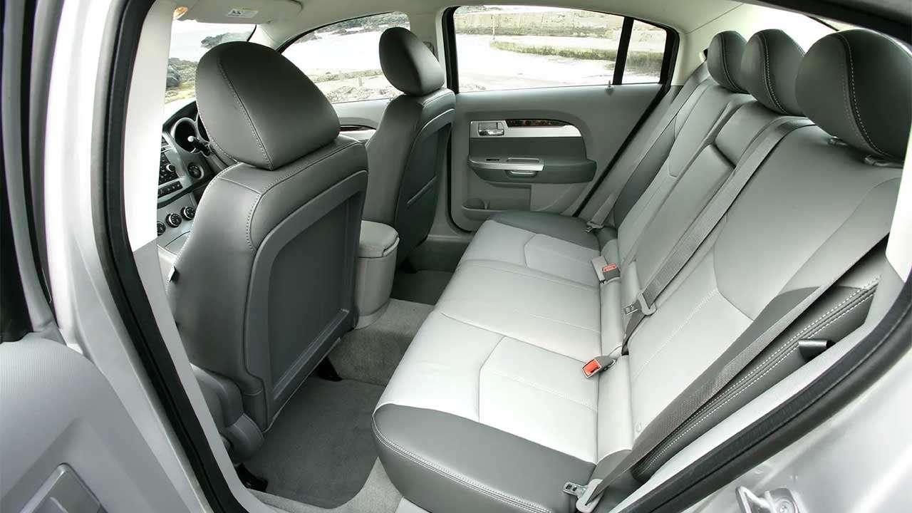 Задние сиденья Chrysler Себринга