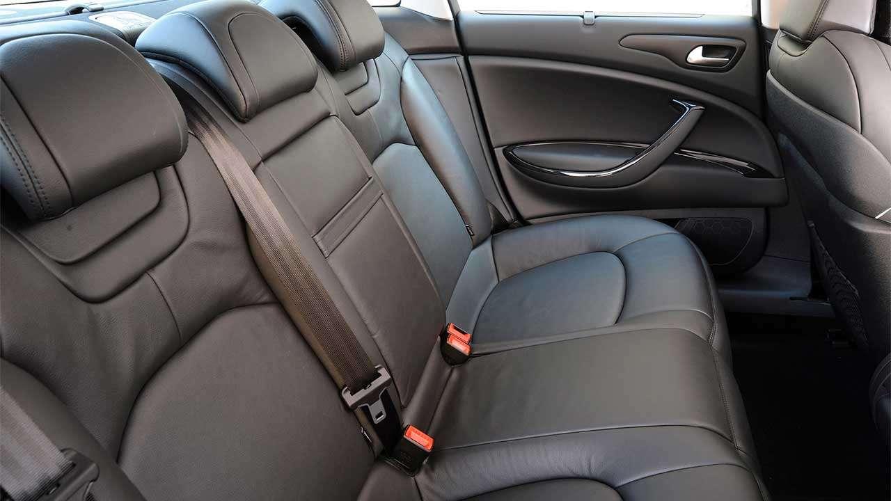 Задние сиденья Citroen C5