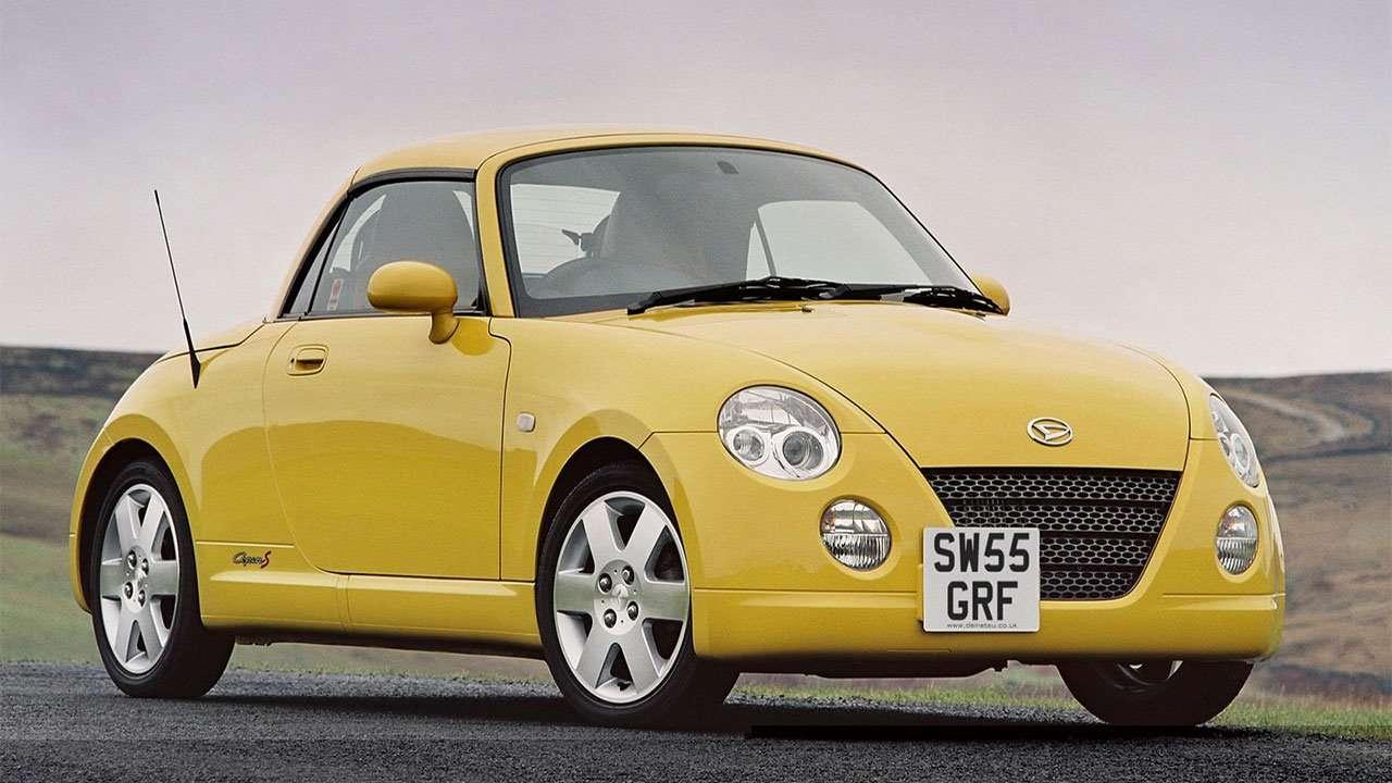Daihatsu Copen 2002-2012 фото спереди