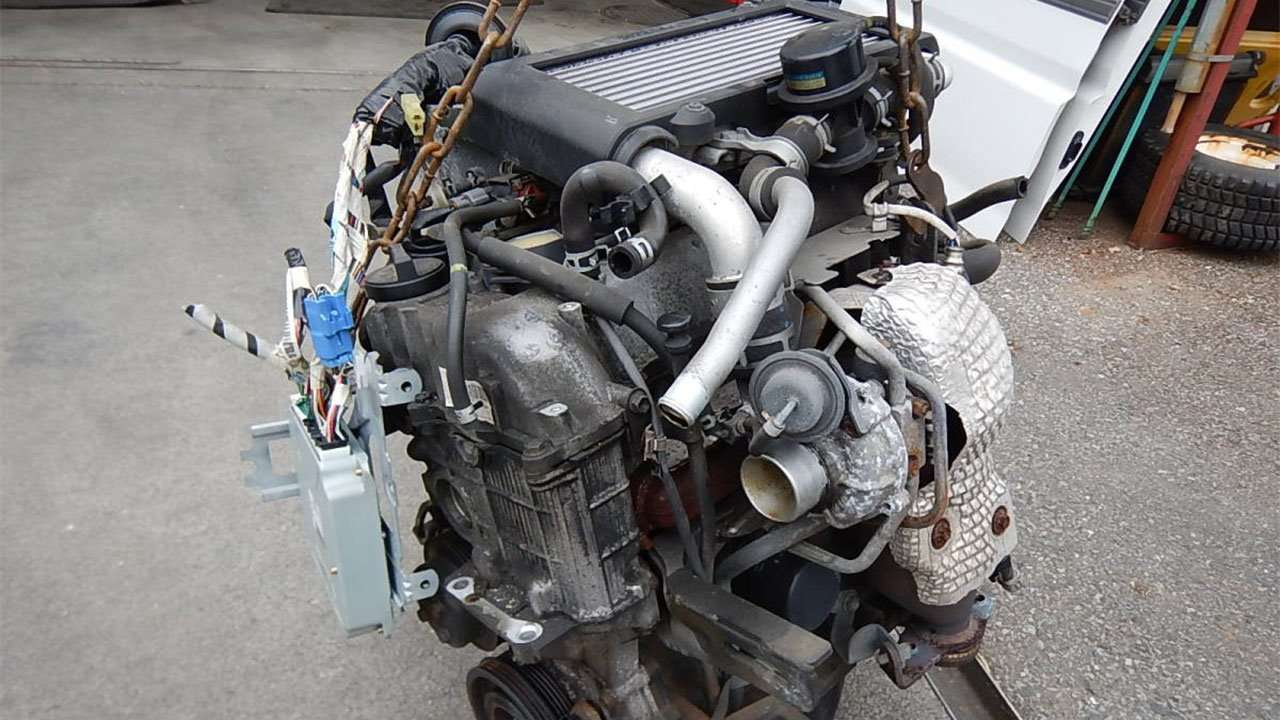 Daihatsu Copen 2002-2012