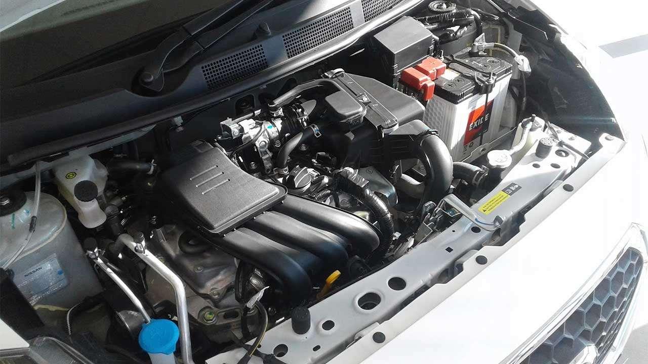 Фото двигателя Datsun ГО