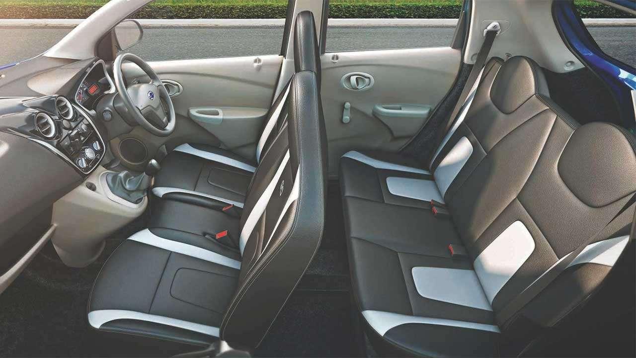 Все посадочные места Datsun GO