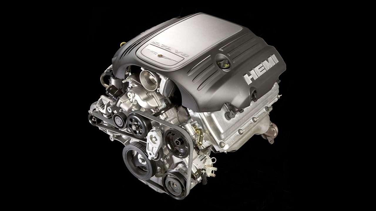 5,?-литровый мотор Чарджера