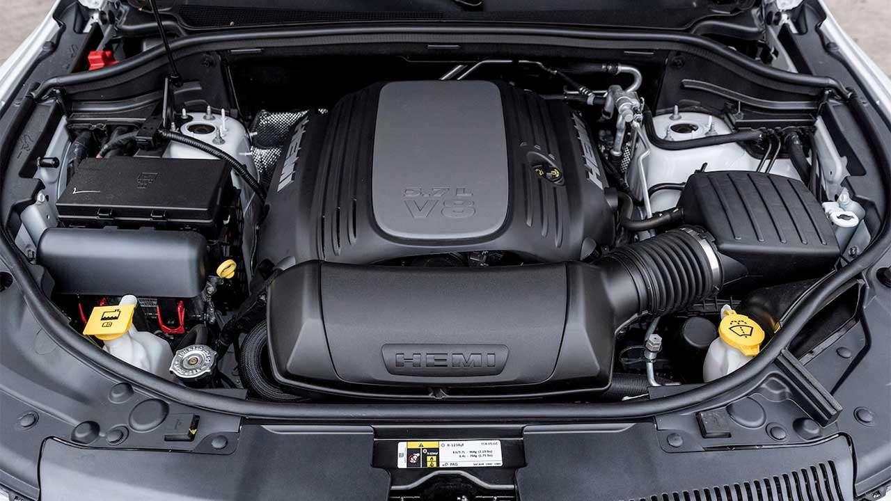 Двигатель Dodge Durango HEMI