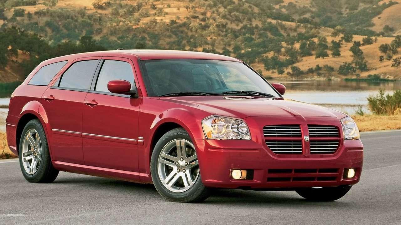 Dodge Magnum 2004-2008 фото спереди