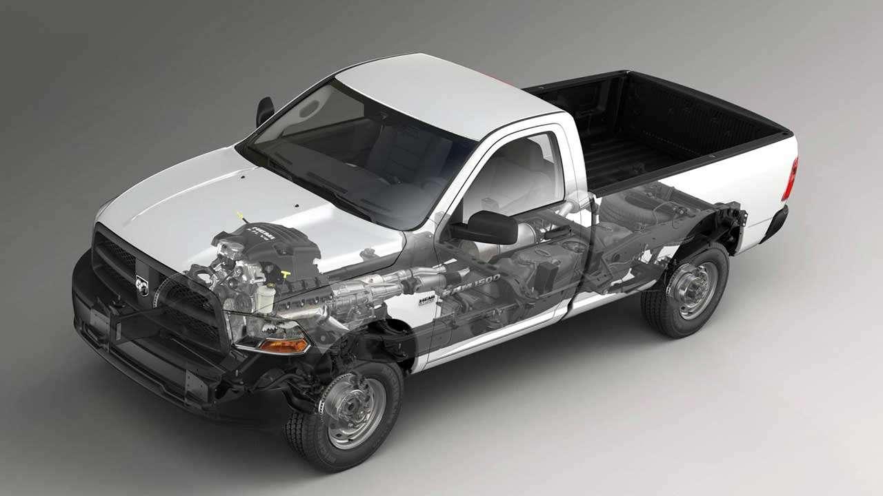 Рама Dodge РАМ 1500