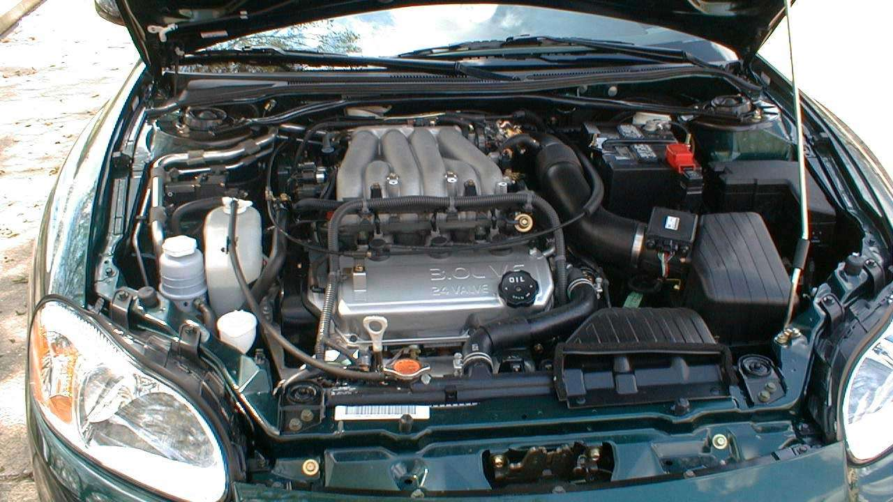 Фото мотора Dodge Стратус