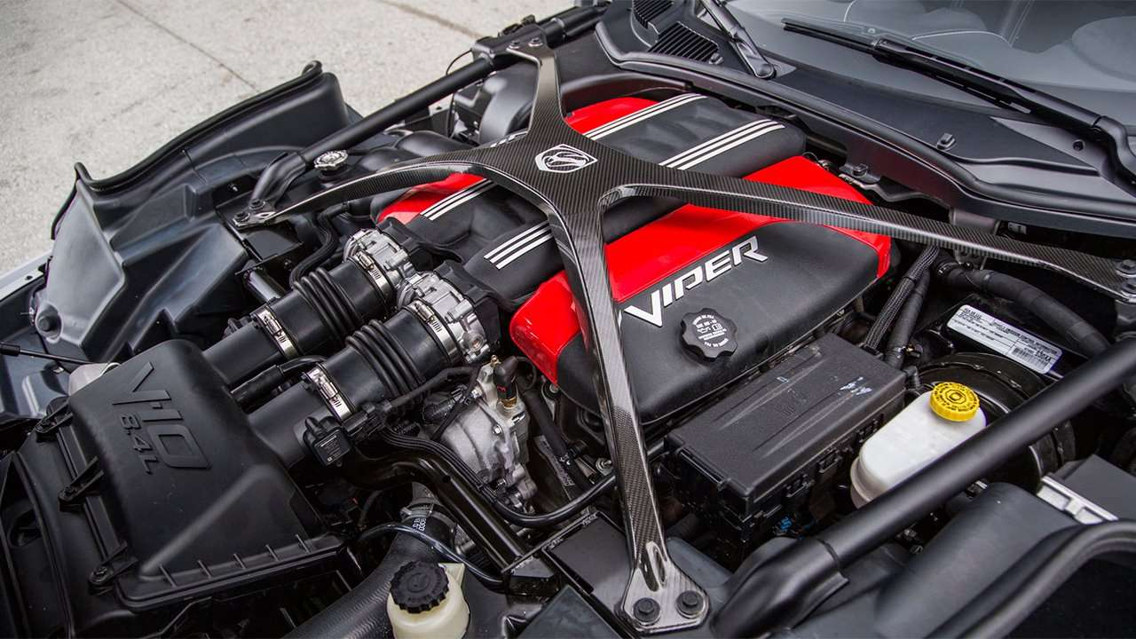 Двигатель Додж Viper 2020-2021