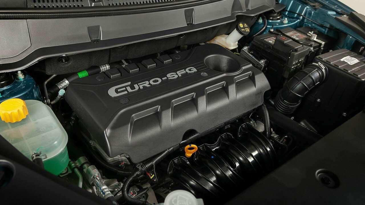 Двигатель ДонгФенга 580