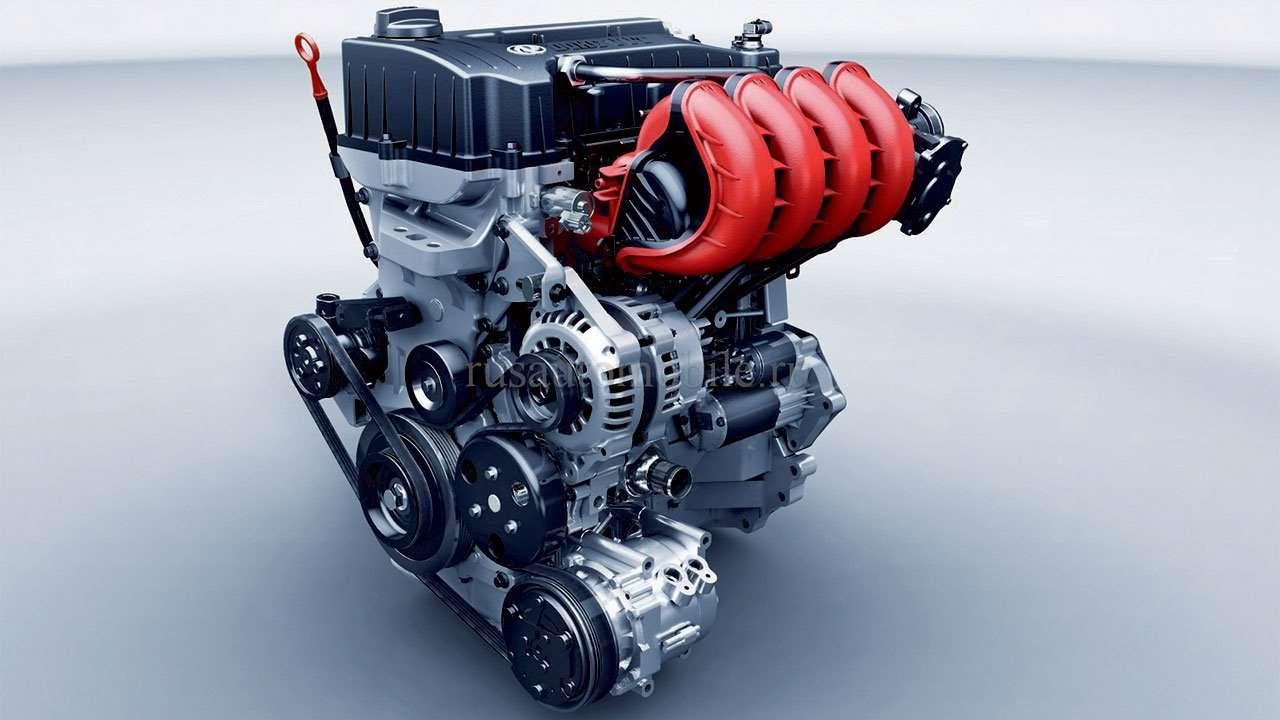 Двигатель кроссовера DongFeng AX7