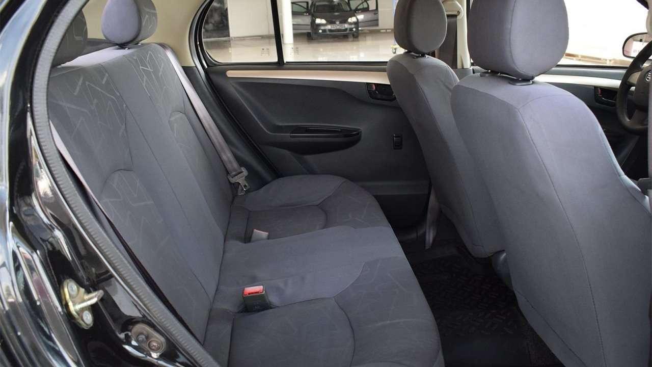 Задние сиденья FAW V5