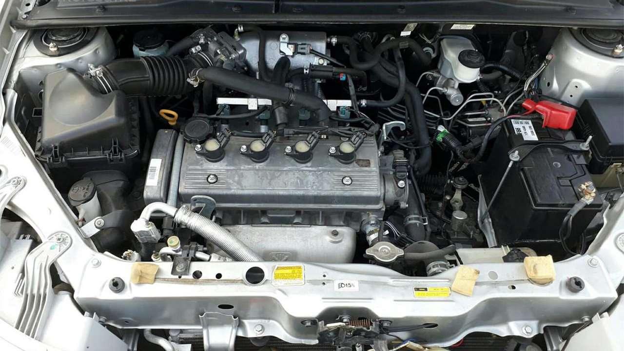 Двигатель ФАВ Вита