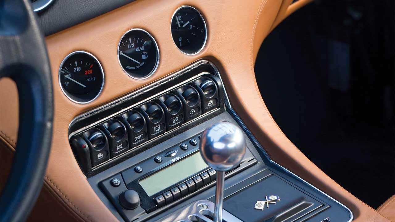 Центральная консоль Ferrari 456 GT
