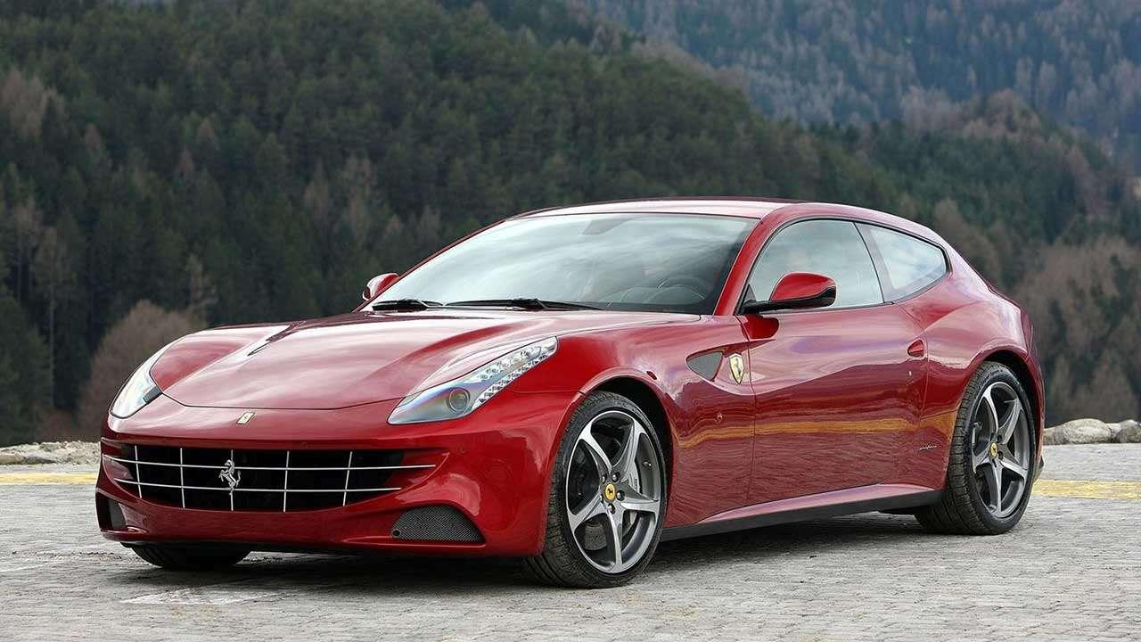 Ferrari FF 2018-2019 фото спереди