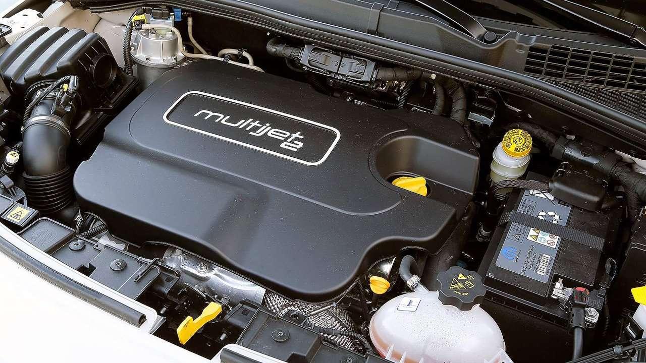 Мотор Fiat 500X MultiJet